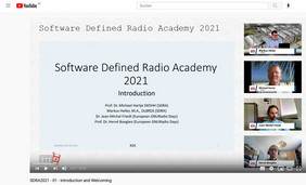 SDRA auf YouTube