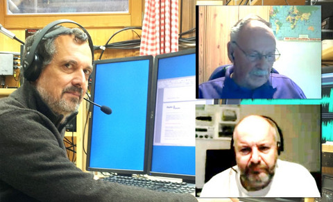FIRAC bei Radio DARC