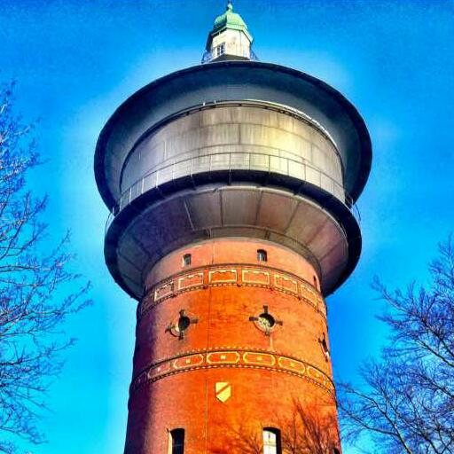 Der Velberter Wasserturm