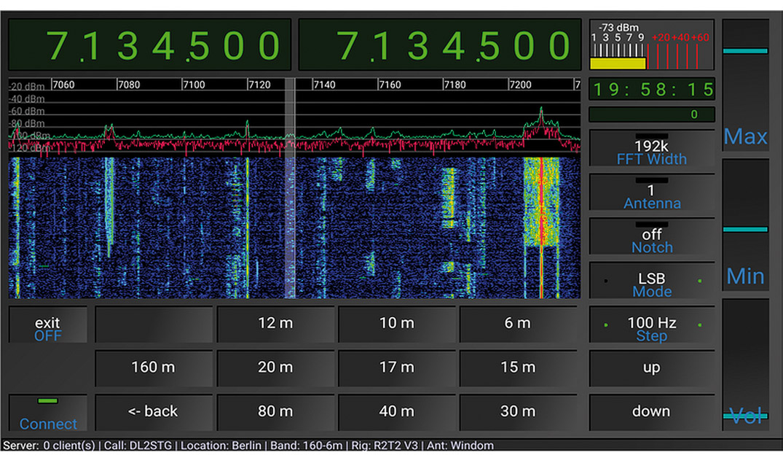 DARC SDR-Netzwerk: Android-App verfügbar - Funkfreunde