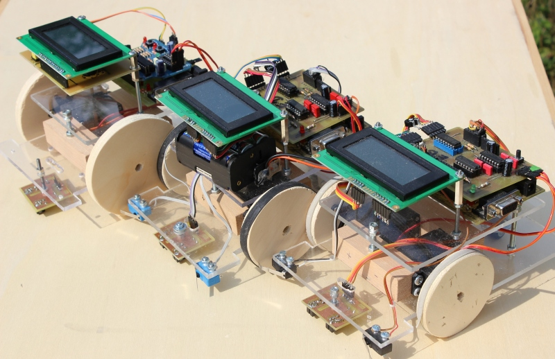 arduino p34 roboter. Black Bedroom Furniture Sets. Home Design Ideas